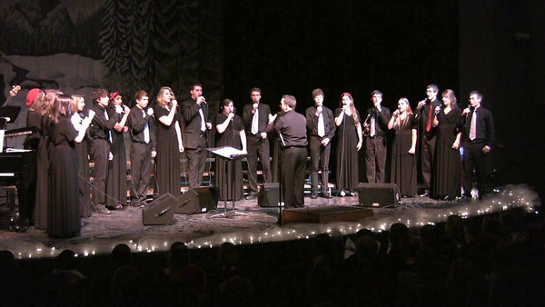 VIDEO Winter Concert - Jazz - I'll Be Seeing You