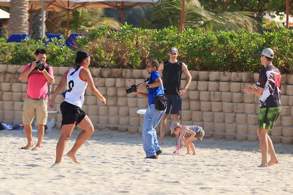 Dubai Beach Hat Tournament 2014