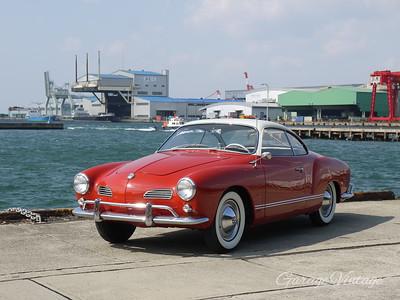 '61 K.Ghia Coupe USA MODEL