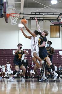 2021.02.11 Boys Basketball: VA Region 4C Championship