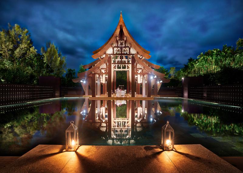 A Midnight Stroll in Krabi