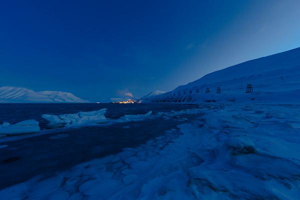 Landscape Svalbard