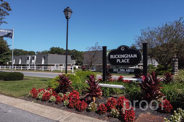 Buckingham Exteriors