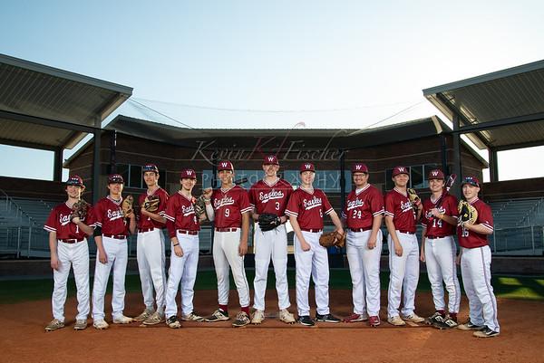 Eagle Baseball ~ Seniors 2020