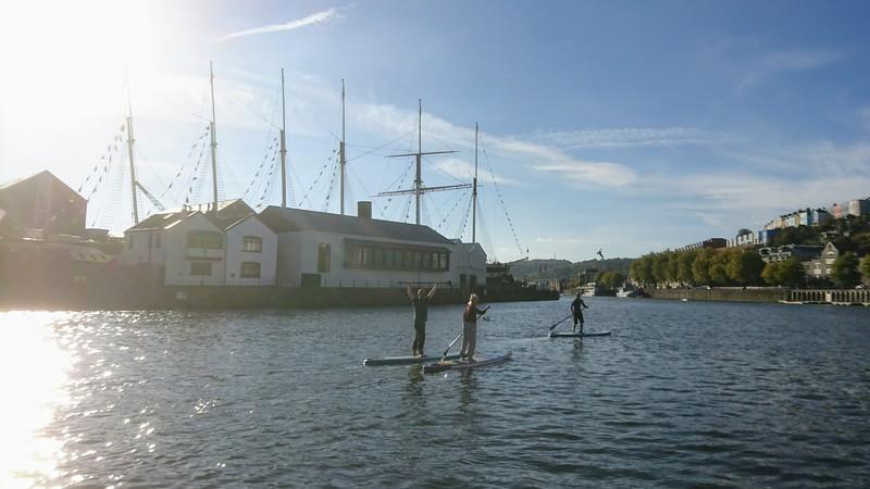 Harbourside Adventure, 20 Oct 14.00 (Tim)