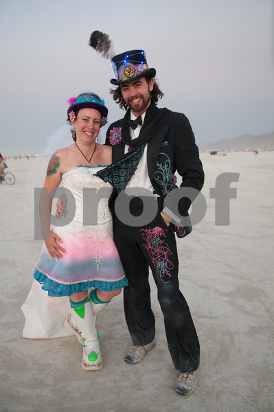 Burning Man 2013 | Sachi & Russell