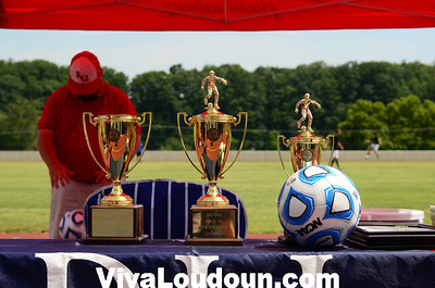 Girls Soccer: AA State Finals Presentations  (6-9-2012 by Jeff Vennitti)