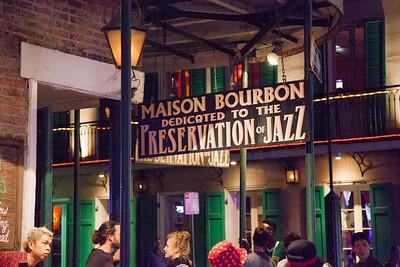 Maison Bourbon - Jamil Sharif Jazz Band
