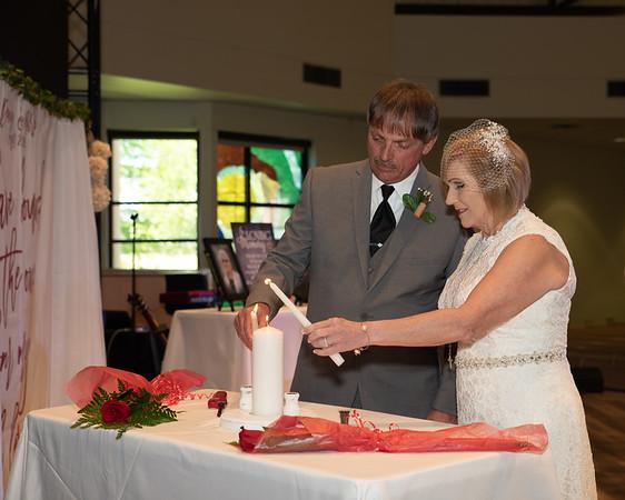 Denise and Mark Brockman
