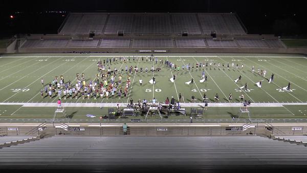 Stadium Rehearsal 9/14/2015