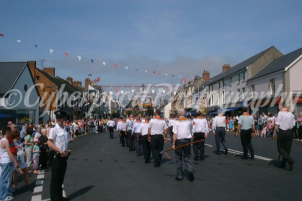 Parades 2005