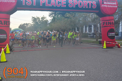 Historic Springfield 5K & Running With The Flock - 9.16.17