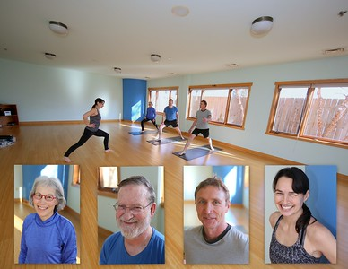 Cecily Frederick & Students @ Madison Yoga-Quarry Arts Building - Room 170