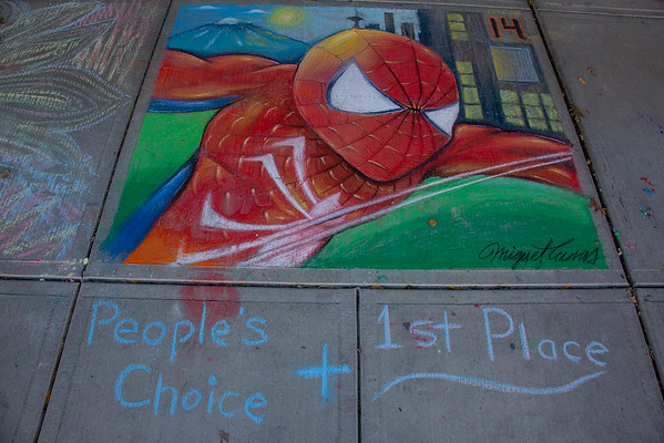 2018-10-13 Yakima Chalk Art Festival