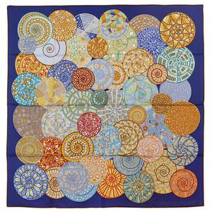 Reves d'Escargots - Marine Orange Beige dore - NWCTS - 1312240133