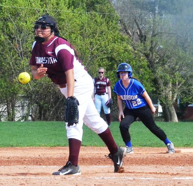 Softball Madison at Canastota May52018.jpg