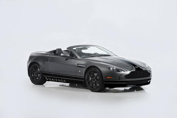 Aston Martin Vantage Wrap study
