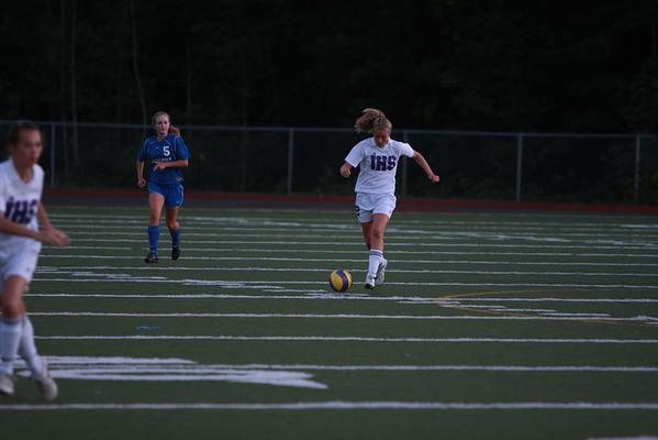 2008-09-10 IHS JC Girls Soccer vs Seattle Prep