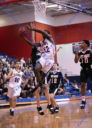 LBHS JV Boys Basketball vs Lake Mary - Jan 23, 2019