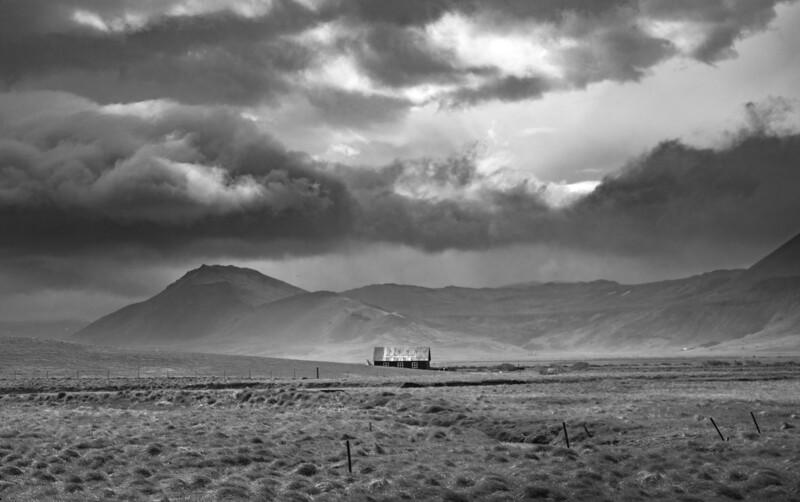 Deserted Farm  Black & White Photography by Wayne Heim