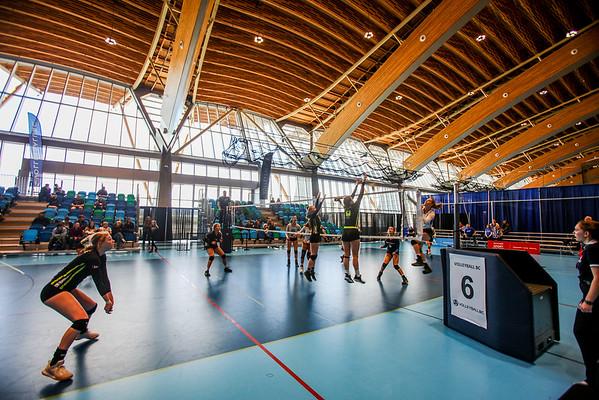 2019 Club Provincial Championships - 17U/18U Girls and Boys