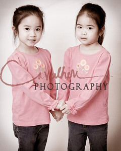 Chloe and Alexis Spring 2013