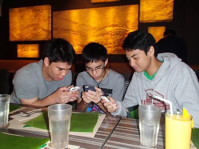 xmas holiday in Manila 2014