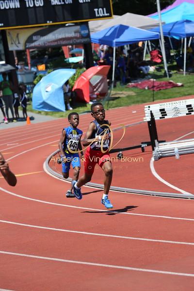 2017 AAU DistQual: 12 Boys 200m