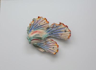 Fish Sculpture for Denny Weaver's Book III 09.04.2017