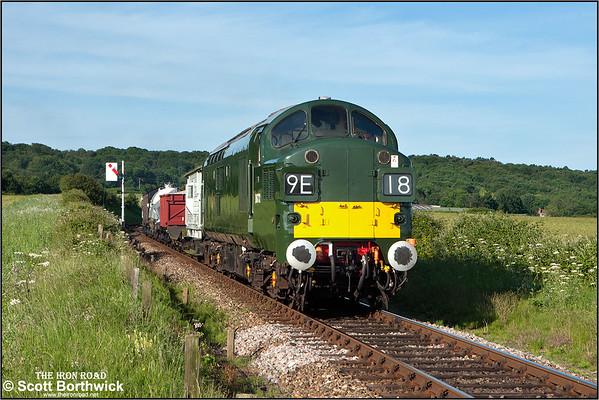North Norfolk Railway (12/06/2014)