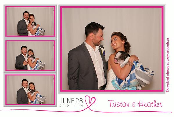 Tristan & Heather Wedding