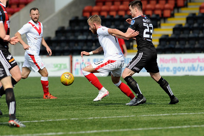 Airdrieonians v Bohemians 7 9 19
