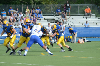 Lyons Township football