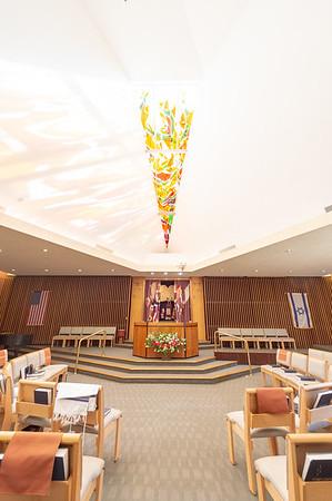 Rodef Sholom Jewish Temple - San Rafael