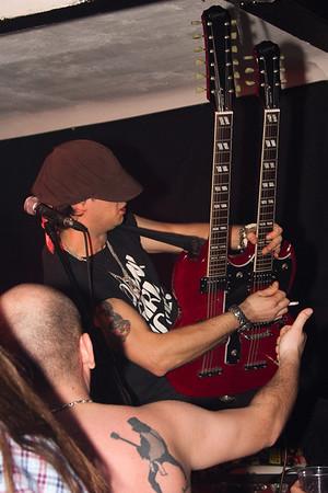 2010.02.06. - Guns N' Destruction koncert