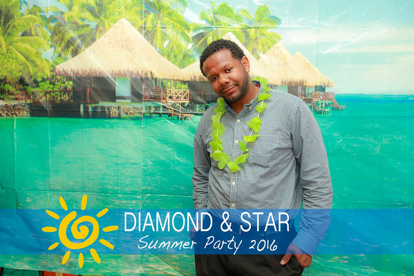 Diamond & Star Summer Party 2016