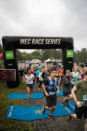 MEC Greater Vancouver: Trail Race FOUR