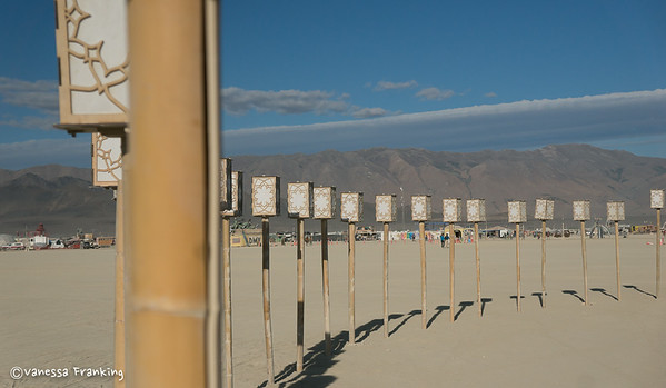 Burning Man 2015- Carnival of Mirrors