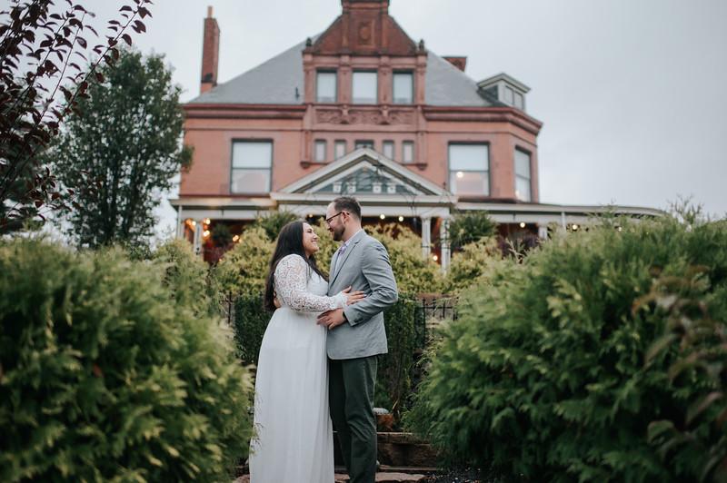 Sasha + Jonathan's Wedding