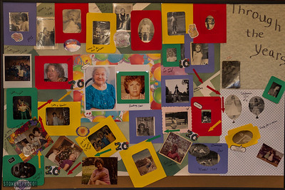 Mom's 70th