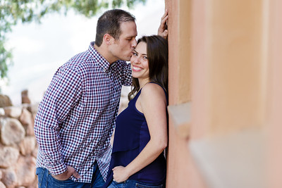 Elizabeth and Michael Engagement