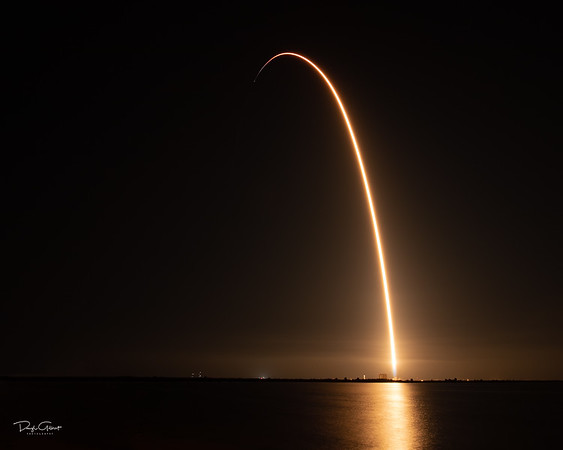 Merah Putih Satellite on a Block 5 Falcon 9