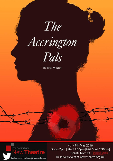The Accrington Pals poster