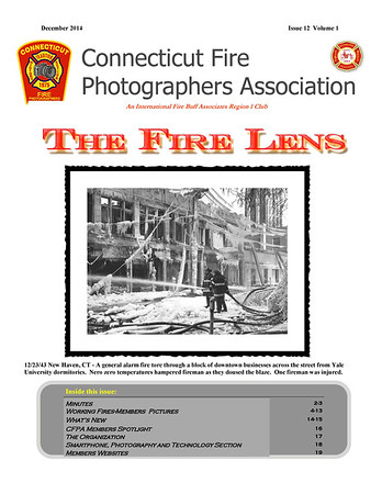 CFPA Newsletters 2014
