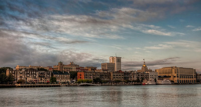 Savannah Cityscapes