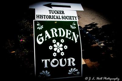 Tucker Historical Society Garden Tour 2017