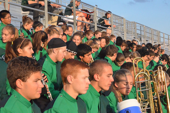 LISD Festival of Bands, September 24, 2012