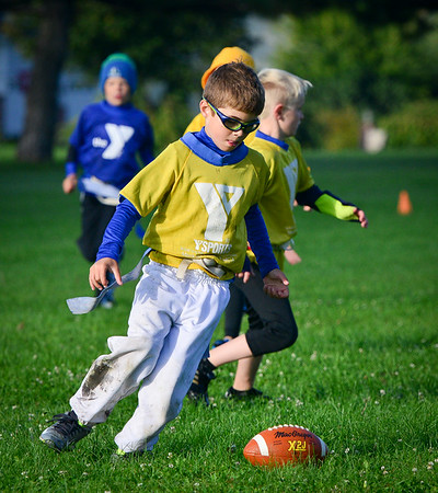 YMCA Flag Football Sept 19 2015
