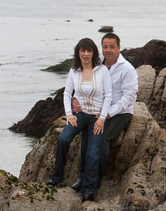 Ko Family in Monterey 2