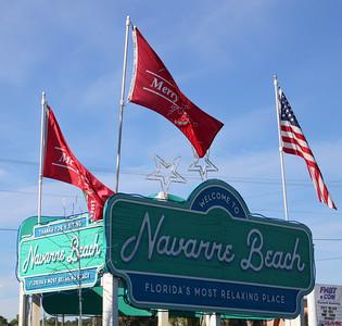 Navarre Beach Ladder 49